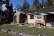Romancing the Rogue River River Cabin in Gold Beach
